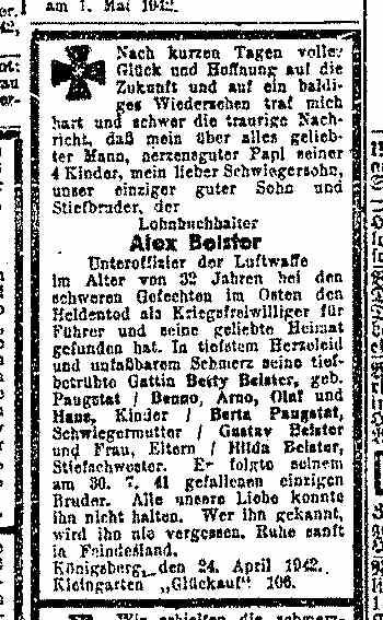 Alex Gustav Beister