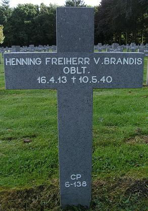 Henning Freiherr von Brandis