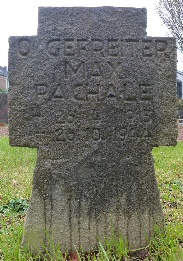 Max Pachale
